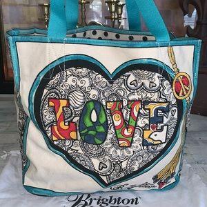 Brighton XL tote bag